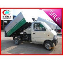 Changan mini camión de basura Hermetic