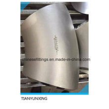 Seamless Butt Weld Pipe Fittings Stainless Steel Elbow
