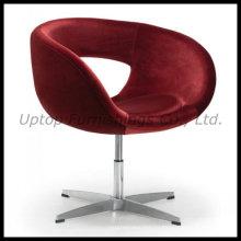 4 крестовина обивка ткань velet кресло (СП-HC092)