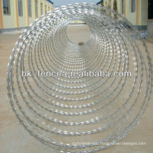 CBT-65 Hot Dipped Galvanized Razor Blade Barbed Wire