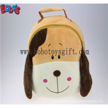 "11.8""Lovely Brown Dog Children Plush Backpack Bos-1230/30cm"