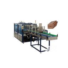 Folienverpackungs-Versiegelungs-Verpackungsmaschine für Kartonkasten