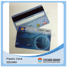 Plastic Nfc Business Card/Plastic Custom Card/Plastic Contact Chip Cards