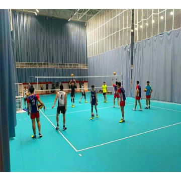 Indoor PVC Volleyball Court Bodenbelag