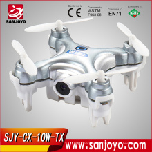 2016 Best mini 2.4g 4-axis ufo aircraft quadcopter