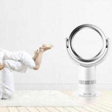 Liangshifu Интеллектуальный осциллирующий электрический мини-лопастной вентилятор с пультом