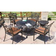 aluminum die casting of garden furniture,outdoor furniture