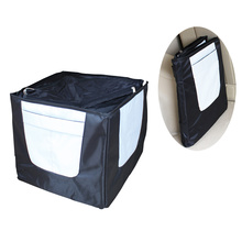 Totally Zippered Up sac de rangement de coffre de voiture pliable