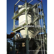 Barium hydroxide machine