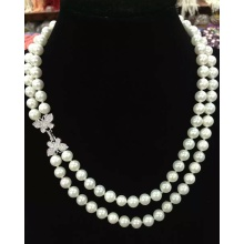 Adjustable Pearl Necklace Hot Selling