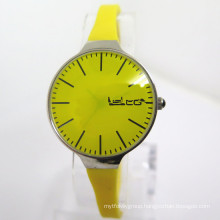 Women′s New Style Silicone Watch Fashion Watch Cheap Hot Watch (HL-CD041)