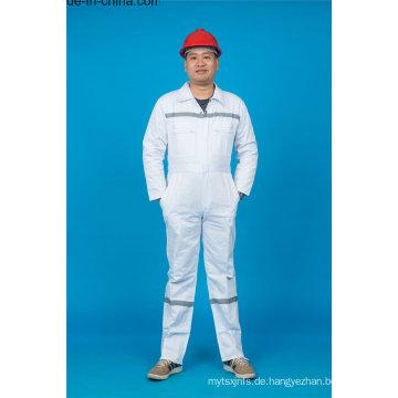Long Sleeve Safety Arbeitskleidung mit reflektierenden (BLY1021)