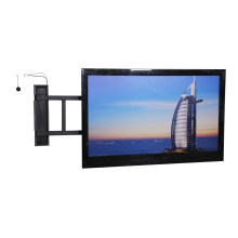 2021 New Remote Control Motorized Electronic TV Wall Mount Bracket for 50, 55, 62, 65, 70 Inch