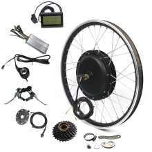 freeshipping to USA Professional supplier 48V 1200W electric bike conversion kit