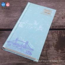 2016 Custom Custom Logo Hardcover Notebook De Fabricantes (XL-48K-YB-03)