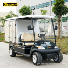 Wholesale 2 Seater Electric Golf Cart hotel buggy car With Cargo Box