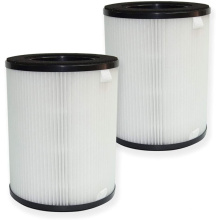 3 in 1Replacement Hepa Filter and Activated Carbon Air Filter Fits for  Homedics APT20/APT20WT