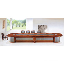 Luxury Customized Solutions Factory Made Office Custom Built Board Room Furniture for Big Project
