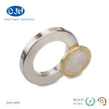 Neodym-Eisen-Bor-Ring-Magnet kann besonders angefertigt werden