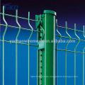 2017 heißer eingetauchter galvanisierter Stahlmaschendraht-Zaun geschweißt