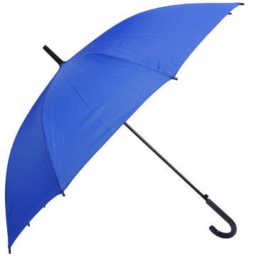 Auto Open Blue Straight Umbrella (BD-60)
