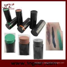 3 цвета охота тактические лицо камуфляж живопись масло комплект для снайпер