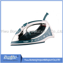 Electric Travelling Steam Iron Sf 240-793 Electric Iron with Ceramic Soleplate (Blue)