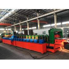 Профилегибочная машина для производства стальных силосных панелей