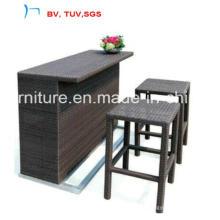 Мебель ротанга горячего адвокатского сословия Продажа Набор для использования в саду