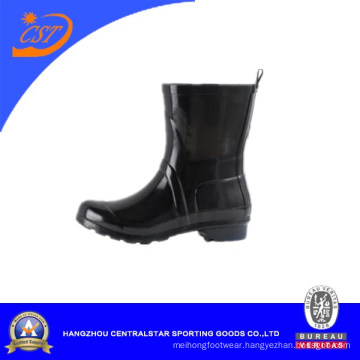 Girls Ankle Rubber Rain Boots