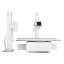 Machine à rayons X numérique d'équipement de radiologie médicale
