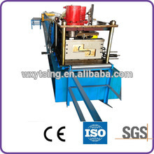 Pasó CE e ISO YTSING-YD-0787 de acero galvanizado forma de Z Roll formando la máquina Fabricante