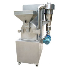 Grinder crushing hammer mill with dust removal bag for hemp cake and hemp residue powder