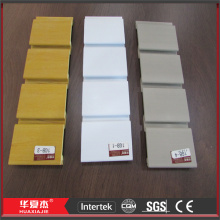 Colored UPVC Vinyl Slatwall Accessories for Storage