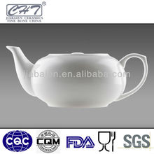 480ML and 800ML transparent fine porcelain teapots wholesale from china