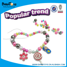 Promotional items 2015 diy bracelet toy girl bead
