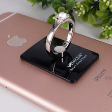 Multifunctional creative mobile phone ring support