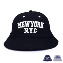 Chapéu bordado de algodão bordado de sarja de moda semental (YKY3203)