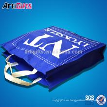 Artigifts buena calidad bolsa de almacenamiento colgante no tejido plegable