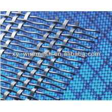 High Carbon Steel Crimped Wire mesh/304 stainless steel wire mesh(ISO9001)