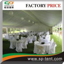 25x30m High Peak Hochzeit Zelt für 500 Personen, Hochzeit Zelt in Guangzhou China