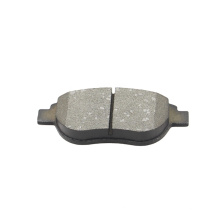 23600 china brake pads factory wholesales auto accessories car disc brake pads for PEUGEOT