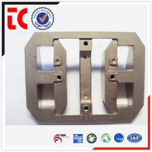 Produtos de metal personalizados fornecedor China famoso Alumimum fundição quadrados dissipador de calor do equipamento