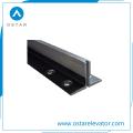 Aufzugs-Teile mit preiswertem Preis Kaltgezogene Führungsschiene (OS21)
