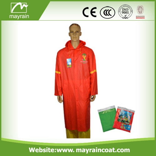 Low price PVC Raincoat
