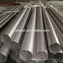 Прямая труба из высококачественной нержавеющей стали, Китай