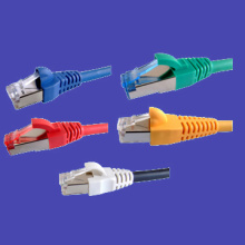 Frustrado de Cat6 Patch Cable