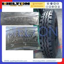 Neumático del camión ligero del fabricante de neumáticos de China 36x7