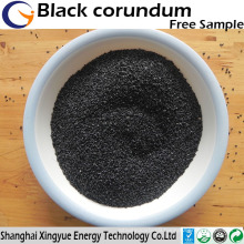 Factory supply high quality refractory/abarsive black corundum