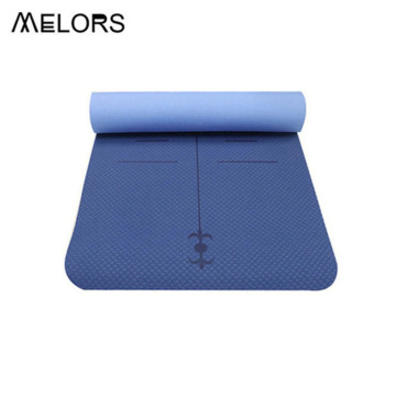 MELORS individuelles Design Yoga Mat Eco Friendly Fitness